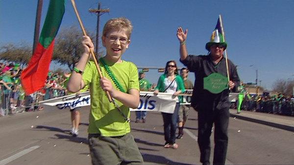 2013 St. Patrick's Parade