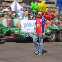 GAA represented at the St. Patrick's Day Parade 2013